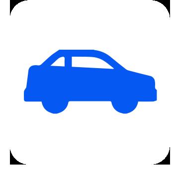 Rechtsschutzversicherung: Stradrechtsschutz (Icon)